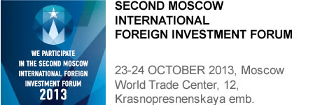 Second Moscow International Foreign Investment Forum